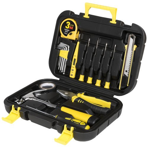 Sounion 16-teiliger Werkzeugkoffer