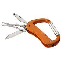 Canyon Karabiner Taschenmesser mit 5 Funktionen
