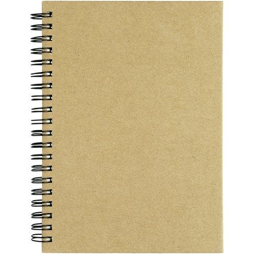 Ansicht 3 von Mendel A6 Notizbuch mit Spiralbindung