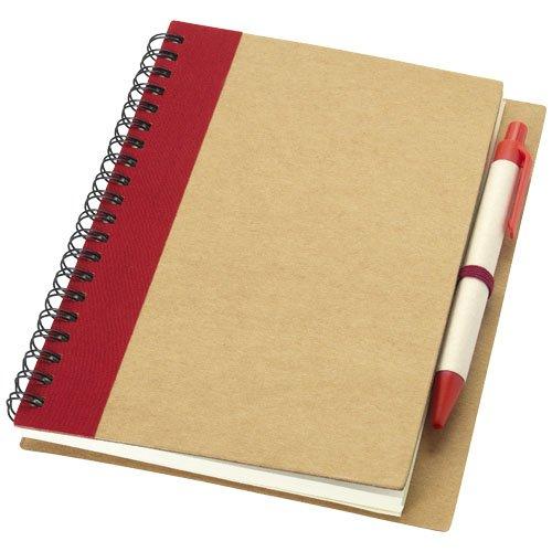 Priestly A6 Notizbuch mit Stift und Spiralbindung