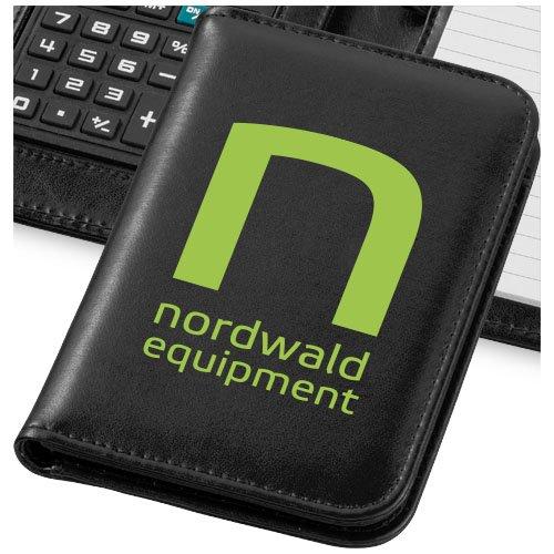 Ansicht 2 von Smarti Taschenrechner mit A6 Notizbuch
