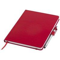 Crown A5 Notizbuch und Stylus Kugelschreiber