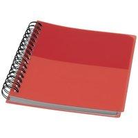 Colour Block A6 Notizbuch mit Spiralbindung