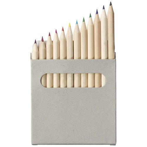 Tallin 12 teiliges Buntstifteset