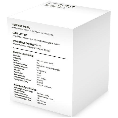 Ansicht 3 von Nano Bluetooth® Lautsprecher