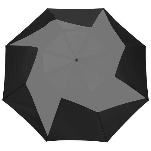 """Pinwheel 23"""" Automatik Kompaktregenschirm"""
