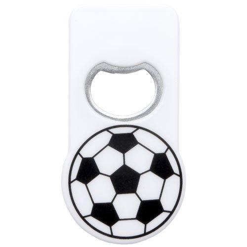 Ansicht 3 von Fußball Flaschenöffner mit Magnet