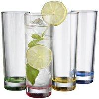 Rocco 4 teiliges Glas Set