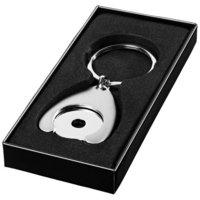 Tempo Schlüsselanhänger mit Münzhalter
