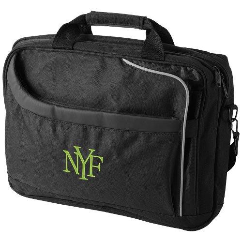 """15,4"""" Business Laptop-Konferenztasche geeignet für Sicherheitskontrollen"""