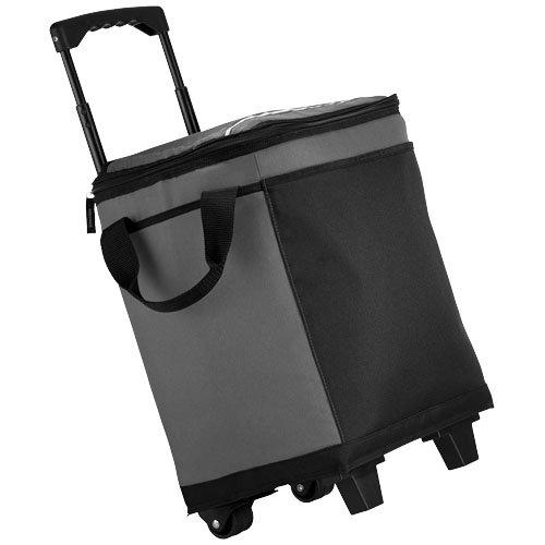 Kühltasche mit Rollen für 32 Dosen