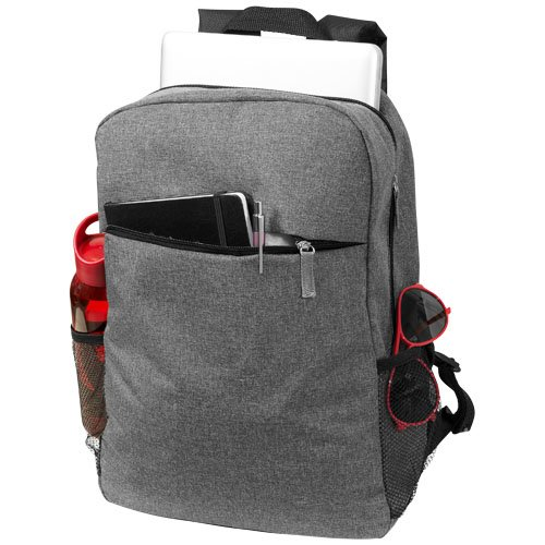 "Heathered 15,6"" Laptop-Rucksack"