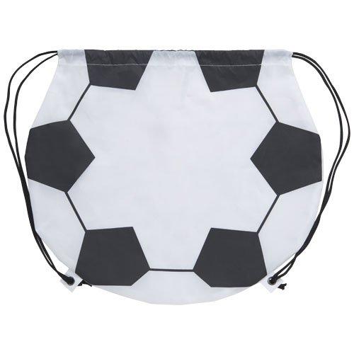 Sportbeutel in Fußballball Optik