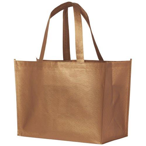 Alloy beschichtete NonWoven Einkaufstasche