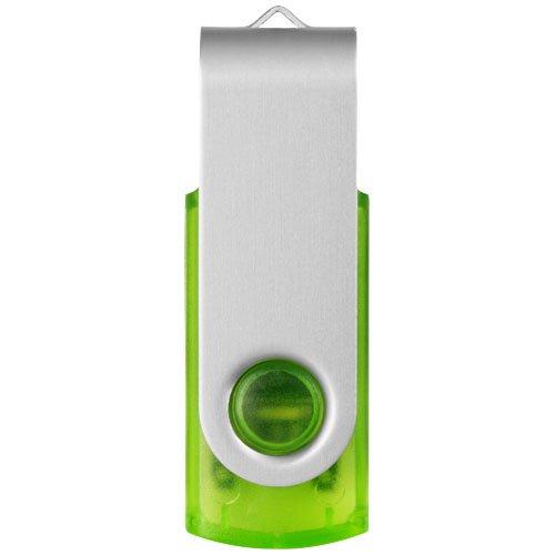 Rotate-Translucent 2 GB USB-Stick