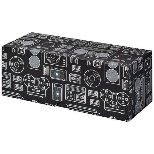 Rugged wasserdichter Bluetooth® Lautsprecher mit Stoffbezug