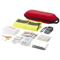 46 teiliges Erste Hilfe Set und professionelle Warnweste