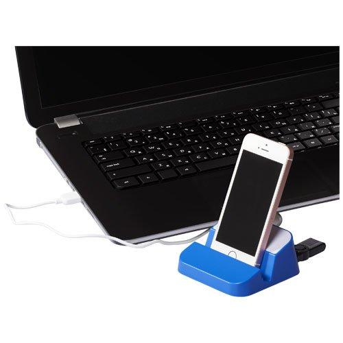 Hopper 3 in 1 USB Hub und Telefonhalterung