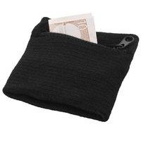 BriskySchweißband mit Reißverschlusstasche