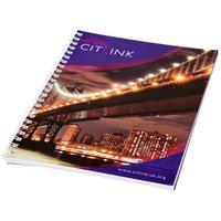 Desk-Mate® A4 Notizbuch mit Spiralbindung
