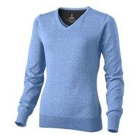 Spruce Damen Pullover mit V-Ausschnitt