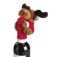 Flaschenhalsüberzug für Weinflaschen REFLECTS-MOOSE