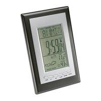 Wetterstation mit Funkuhr REFLECTS-SAURIMO