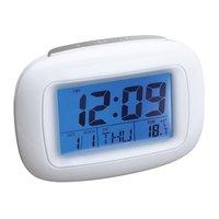 Alarmuhr mit Thermometer REFLECTS-DILI WHITE