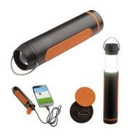 Campinglampe mit Powerbank REFLECTS-SAN BERNARDO  2200 mAh