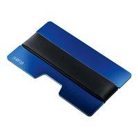 Kartenetui mit RFID Ausleseschutz REFLECTS-SAKUMONO BLUE