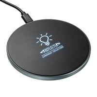Wireless charging station REFLECTS-PROVIDENCE BLACK