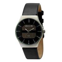 Armbanduhr REFLECTS-SOLAR BLACK