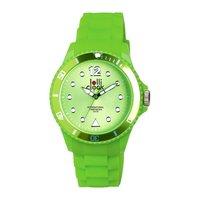 Armbanduhr LOLLICLOCK-NEON GREEN