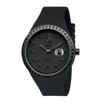 Armbanduhr LOLLICLOCK-EVOLUTION BLACK CRYSTAL