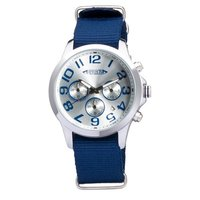 Armbanduhr REFLECTS-CHRONO BLUE