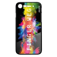 Smartphonecover REFLECTS-TG IP8 FINGER BLACK