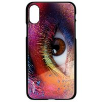 Smartphonecover REFLECTS-TG IPX AUGE BLACK