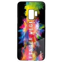 Smartphonecover REFLECTS-TG SG9 FINGER BLACK