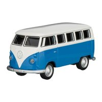 USB-Speicherstick VW Bus T1 1:72 BLUE 16GB