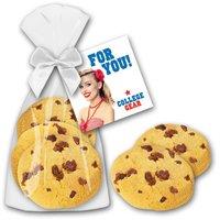 Cookies mit Logo