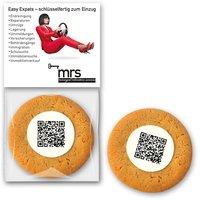 Cookie mit QR Code