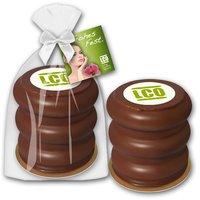 Baumkuchen mit Logo