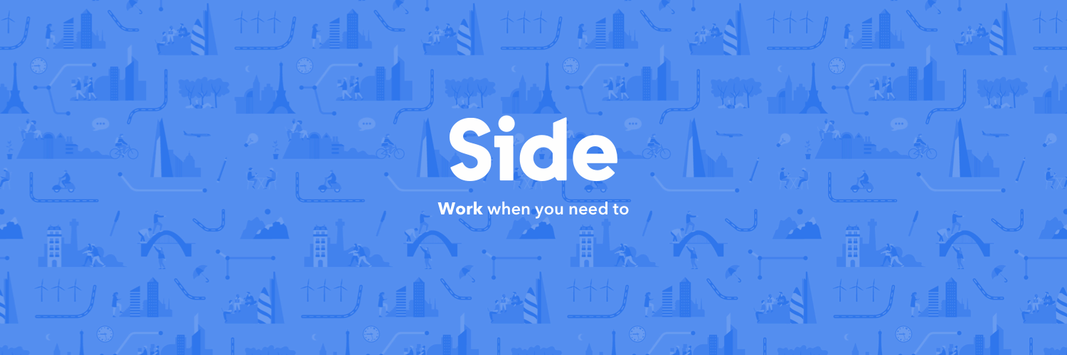 side flexible well paid student jobs