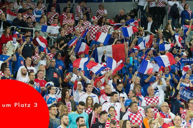 Handball Em 3. Platz