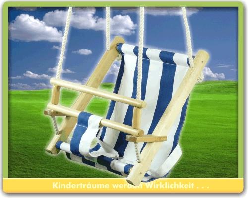 wickey babyschaukel kapit n schaukel schaukelsitz ebay. Black Bedroom Furniture Sets. Home Design Ideas
