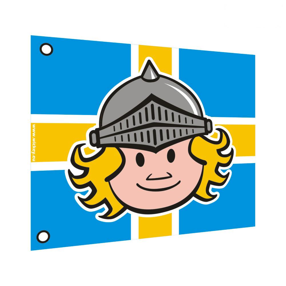 Sonstige 23 Bootsflagge 30 x 45 cm Premiumqualität Fahne Flagge Ritter Motiv Nr