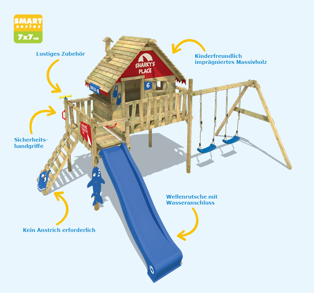 Bauanleitung Baumhaus Baumhäuser Hütten Kinderhäuser Spielhaus Spielhäuser Buch
