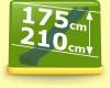 Podesthöhe 175-210