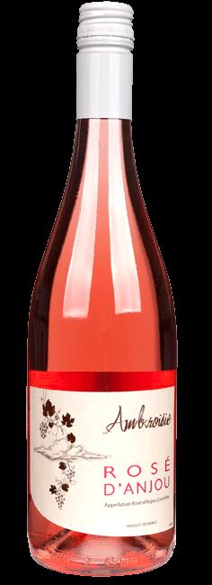 Ambroisie Rosé d'Anjou