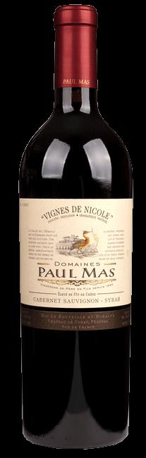 Paul Mas Vignes de Nicole Cabernet Sauvignon/Syrah